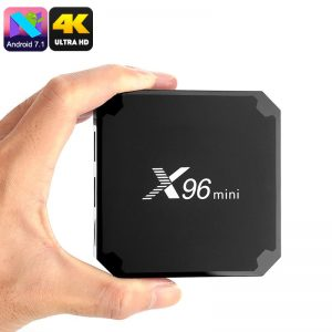 DSTV NOW X96 mini 4K TV Box (Supports DSTV NOW, SUPERSPORT, SHOWMAX