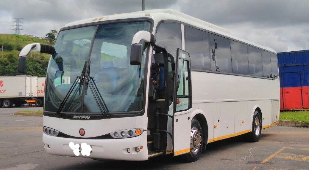 2003 Scania 35 seater