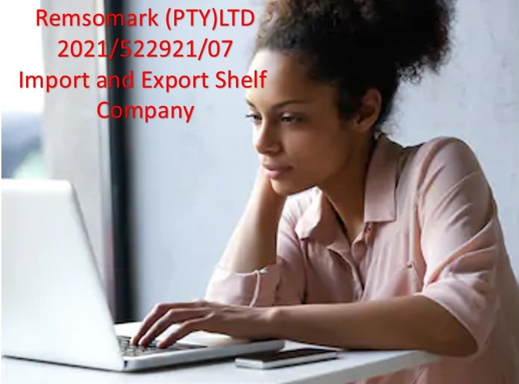Import and Export code Shelf Company