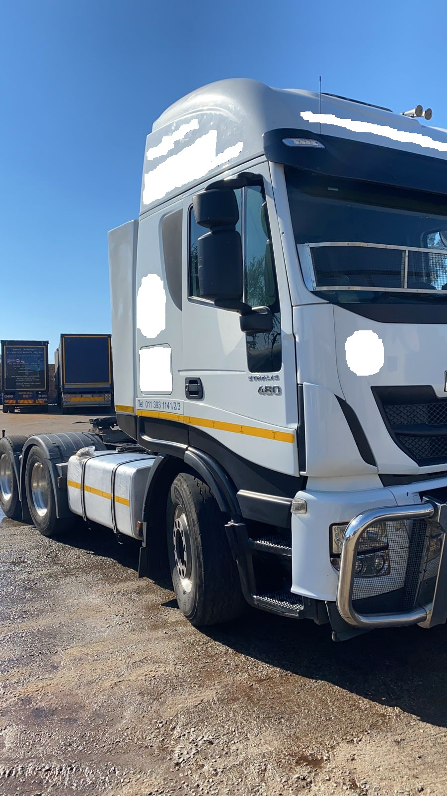 2015 Iveco Stralkis 480 for sale