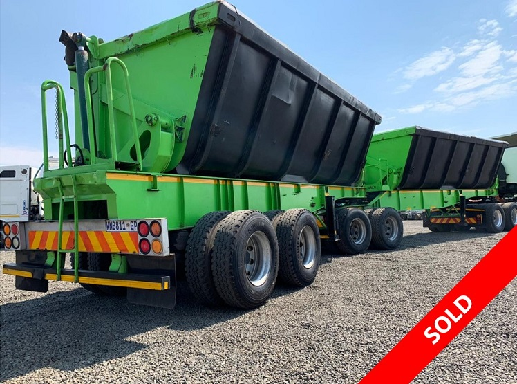 2008 MAN Top Trailers
